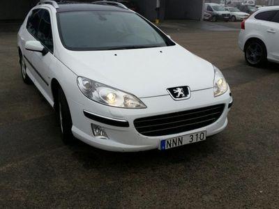 begagnad Peugeot 407 2.0 HDi kombi -06