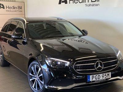 begagnad Mercedes E300 - Benz EKOMBI | PRE - SAFE® | 360 KAMERA | DRAG