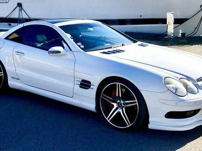 begagnad Mercedes SL55 AMG AMG