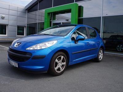 begagnad Peugeot 207 5-dörrar 1.4 88hk -07