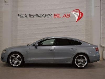 begagnad Audi A5 Sportback SB 2.0 TDI quattro S-Line, 170hk