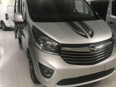 begagnad Opel Vivaro VIVARO-B OPEL L2H1 PREMIUM SPORT L2H1 1.6 CDTI BI-TURBO 125HK