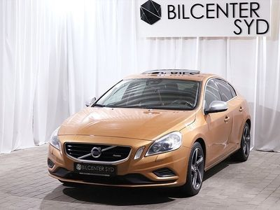 begagnad Volvo S60 D3 Geartronic Momentum, R-Design 163hk