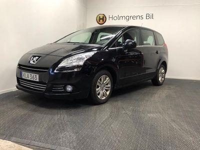 begagnad Peugeot 5008 1 6 HDi Active 7-Sits