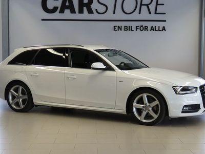 begagnad Audi A4 2.0 TDI S-line Aut Drag
