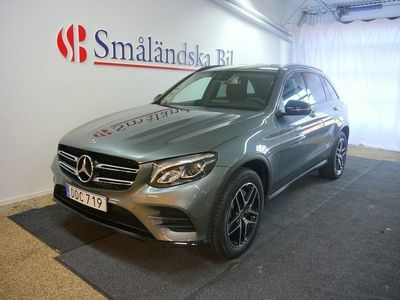 begagnad Mercedes GLC220 d 4MATIC Style Edition -19