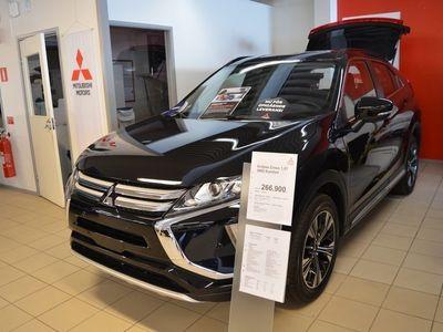 käytetty Mitsubishi Eclipse Cross 1.5T M6 2WD Komfort tillbehör 5.000:-