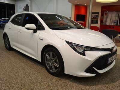 begagnad Toyota Corolla Hybrid 1.8 Elhybrid Active SPI Vinterhjul Ingår!