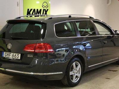 begagnad VW Passat 2.0 TDI GT 4-Motion Premiumpkt. R-line