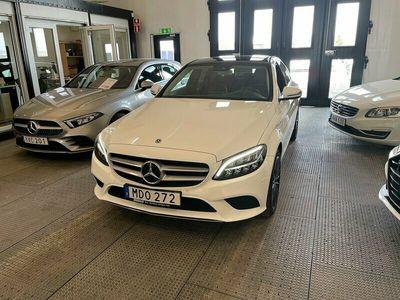 begagnad Mercedes C220 d 4MATIC 9G-Tronic Euro 6 194hk