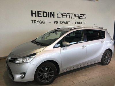 begagnad Toyota Verso 1,8 147hk 7-Sits / Vinterhjul