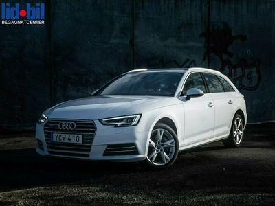 begagnad Audi A4 Avant 2.0 TDI Quattro Proline Aut. Drag