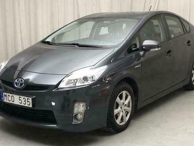 begagnad Toyota Prius 1.8 Hybrid 2012, Halvkombi Pris 106 000 kr
