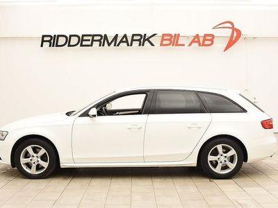begagnad Audi A4 2.0 TDI Avant 143hk AUT / BUSINESS EDITION