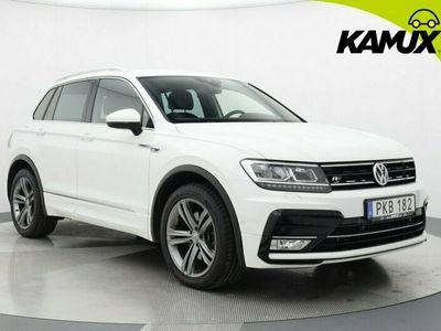 begagnad VW Tiguan dealer