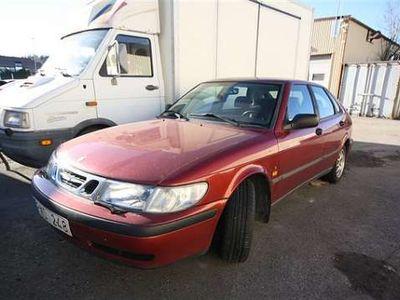 begagnad Saab 9-3 2.0i 5D RED & B
