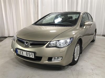 brugt Honda Civic 1.3 Hybrid (95hk)