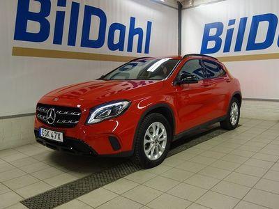 begagnad Mercedes GLA220 4MATIC Aut Värmare inkl v-hjul