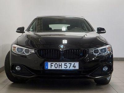 begagnad BMW 428 i Sport line Navi Drag V-hjul