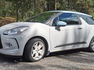 begagnad Citroën DS3 1.6