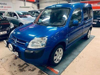 begagnad Citroën Berlingo Multispace 5/SIT 1.6 109hk