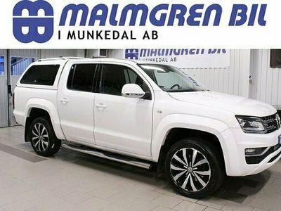begagnad VW Amarok Aventura V6 Kåpa 2018, Transportbil Pris 461 250 kr