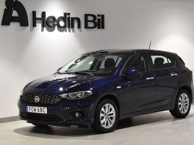 begagnad Fiat Tipo 1,4 120HK MT6 LOUNGE MY20