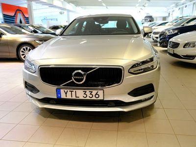 begagnad Volvo S90 D4 AWD Edition