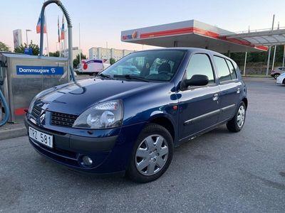 begagnad Renault Clio 1.2 OBS 9.000mil