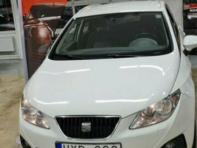begagnad Seat Ibiza ST 1.2 TSI 105hk