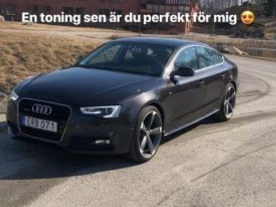 begagnad Audi A5 Quattro S-line -15