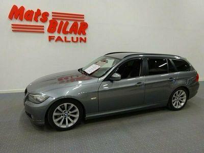 begagnad BMW 320 d Touring Manuell 184 Hk