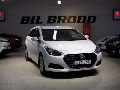 begagnad Hyundai i40 1.7 CRDi Comfort