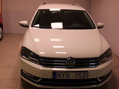 begagnad VW Passat TSI 160Hk Multifuel DSG
