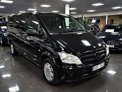 begagnad Mercedes Vito 116 CDI TouchShift