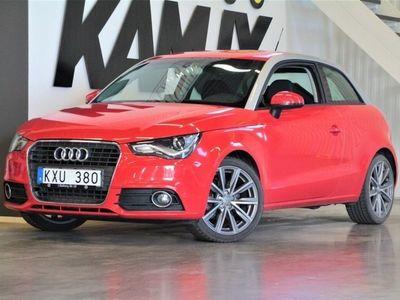 begagnad Audi A1 1.6 TDI, 105hk,