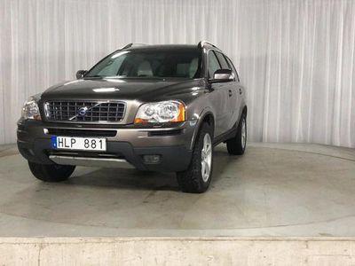 usado Volvo XC90 D5 2009, SUV 86 500 kr - 105 500 kr