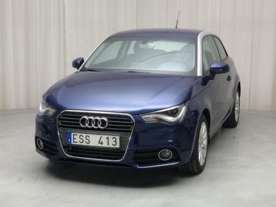used Audi A1 1.2 TFSI (86hk)