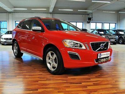 begagnad Volvo XC60 D5 215 HK R-Design *Navi* Värmare* Drag