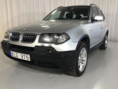 begagnad BMW X3 2.5i, E83