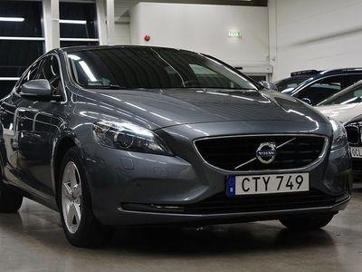 begagnad Volvo V40 D3 Pro Panorama Navi Momentum 150hk