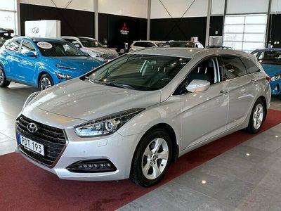 begagnad Hyundai i40 1.7 CRDi 141 Hk Comfort Plus Kombi