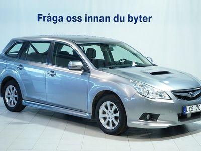 begagnad Subaru Legacy 2.0D STW 2011, Personbil 84 000 kr