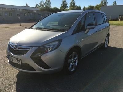 begagnad Opel Zafira 1.6 CDTI ecoFLEX Euro 6 7-sits 136hk