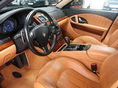 begagnad Maserati Quattroporte Automatica, Facelift -09
