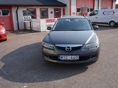 second-hand Mazda 6 Wagon 2.3 1h Sport/ Ny bes