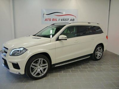 begagnad Mercedes GL350 BlueTEC 4MATIC 7G-Tronic -14