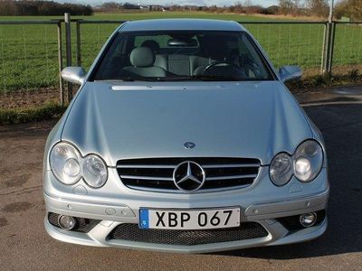 begagnad Mercedes CLK280 Coupé AMG Sport 231hk