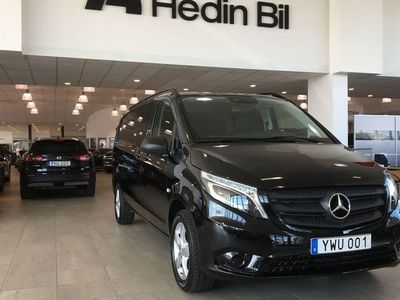 begagnad Mercedes Vito 119 CDI MIXTO ED1 X-LÅNG 4x4