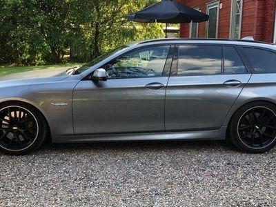 begagnad BMW M550 d sv-såld Värmare